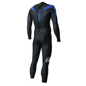 Z3R0D Neptune Wetsuit Men Black/Blue